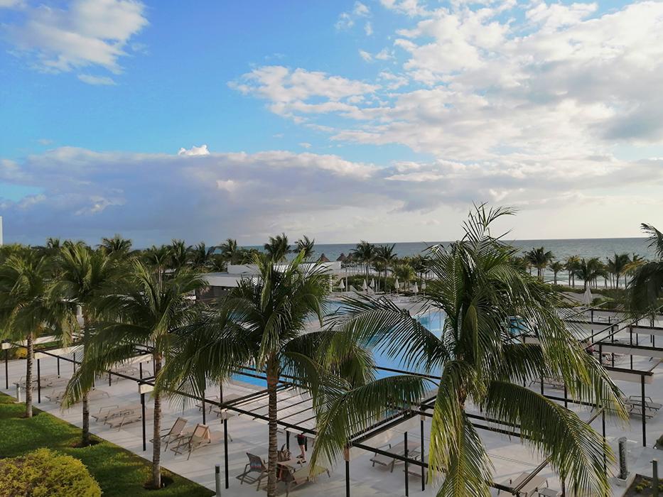 RIU Palace Costa Mujeres Hotel cielo