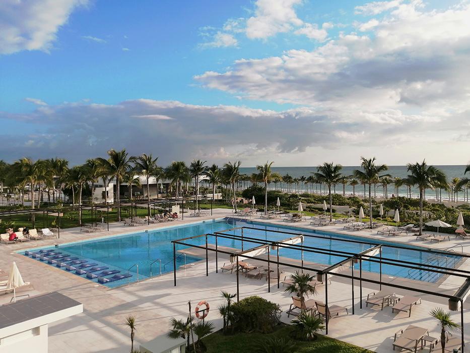 RIU Palace Costa Mujeres Hotel vistas cielo