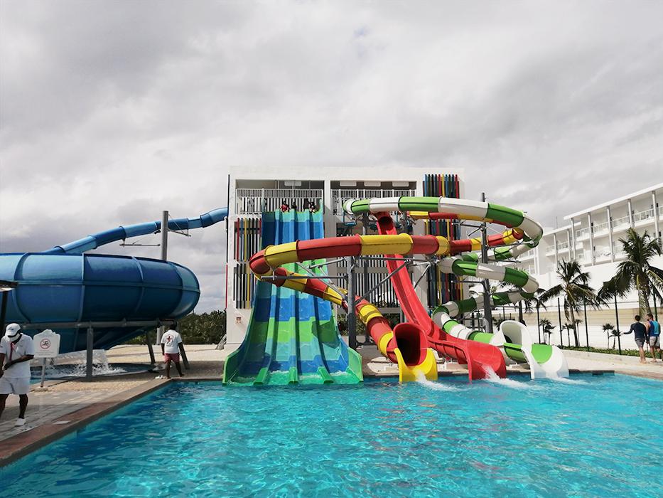 RIU Palace Costa Mujeres Hotel Water Park