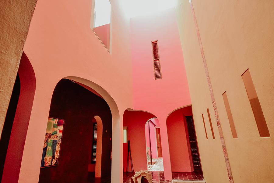 rosas & xocolate hotel boutique de merida yucatan paseo de montejo