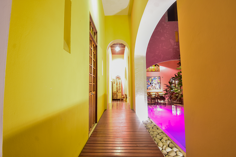 ROSAS & XOCOLATE HOTEL BOUTIQUE EN MERIDA PASEO DE MONTEJO