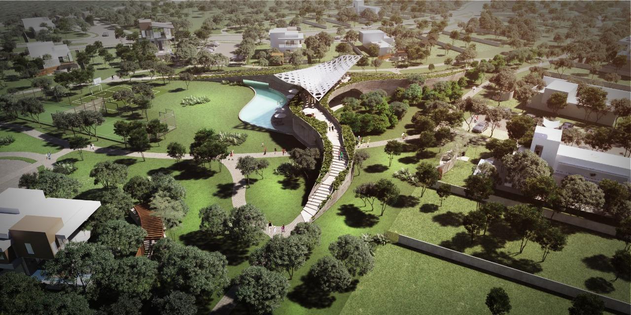 Parque Tamankaya Jardin Infinito