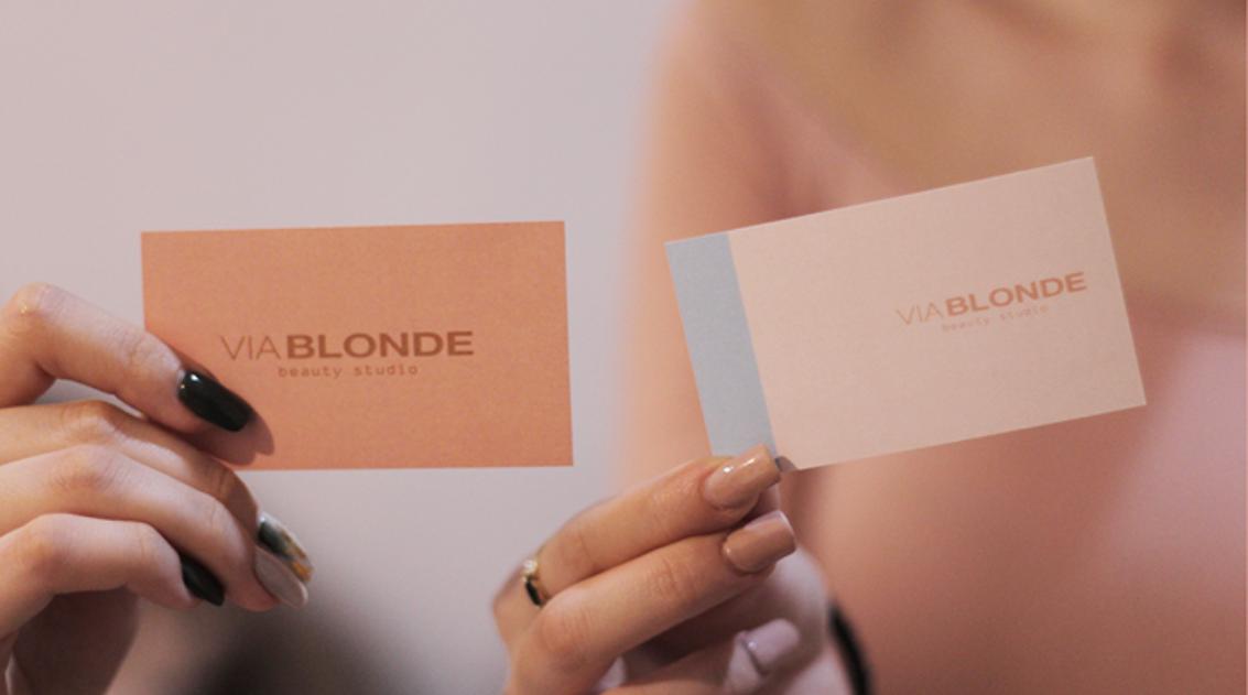 via blonde salon de belleza en merida