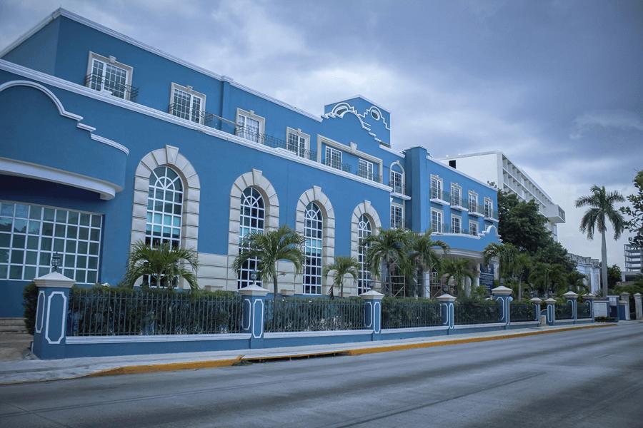 hotel villa mercedes curio collection by hilton merida yucatan paseo de montejo