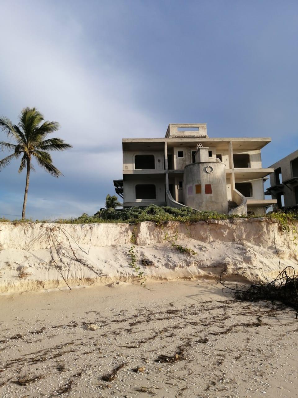extraño hotel en telchac puerto hotel abandonado hotel fantasma