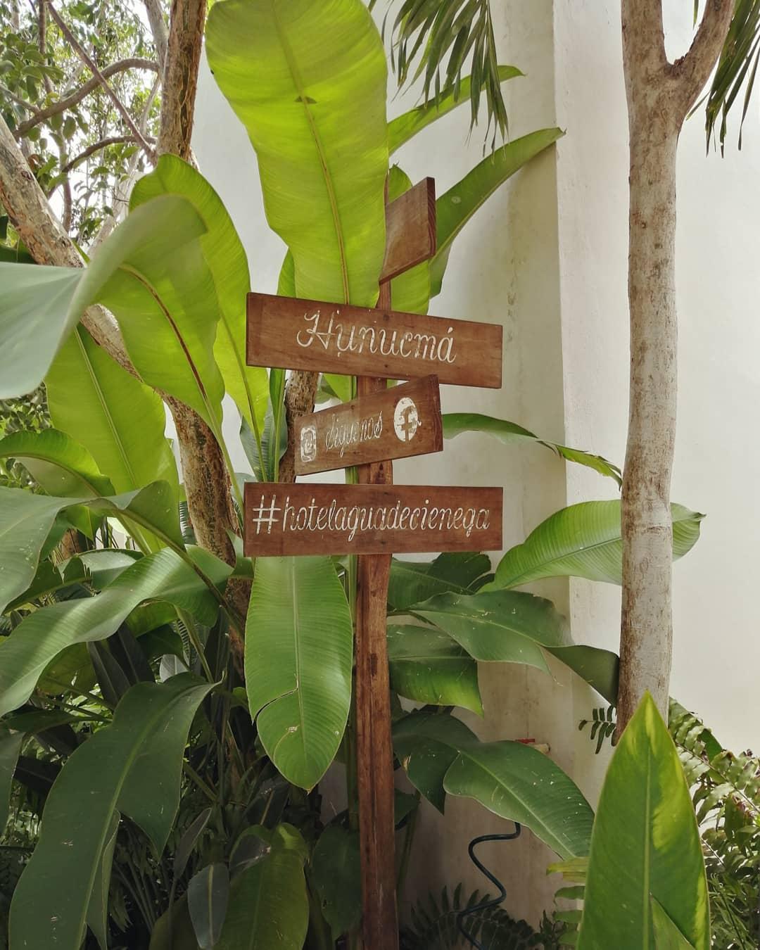 hotel agua de cienega yucatan