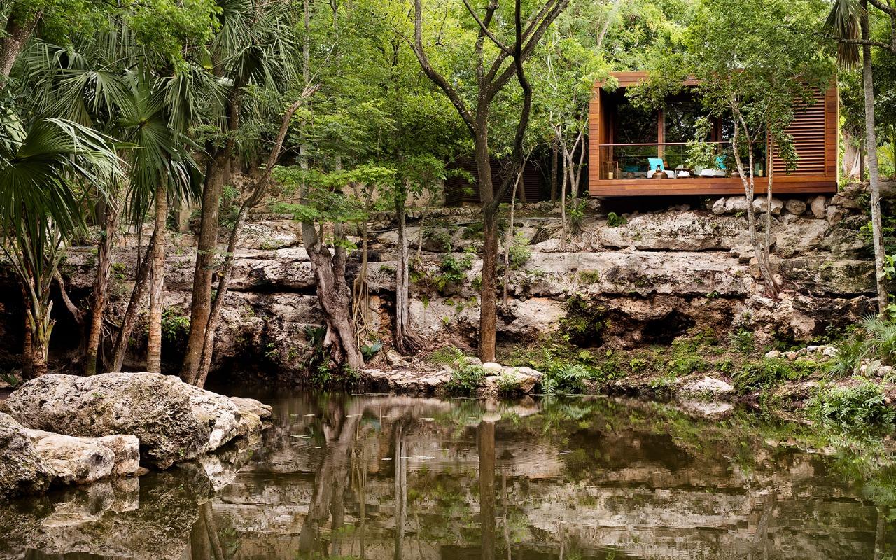cenote chablé resort