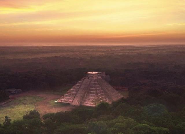 5 Datos muy curiosos sobre Chichen Itzá