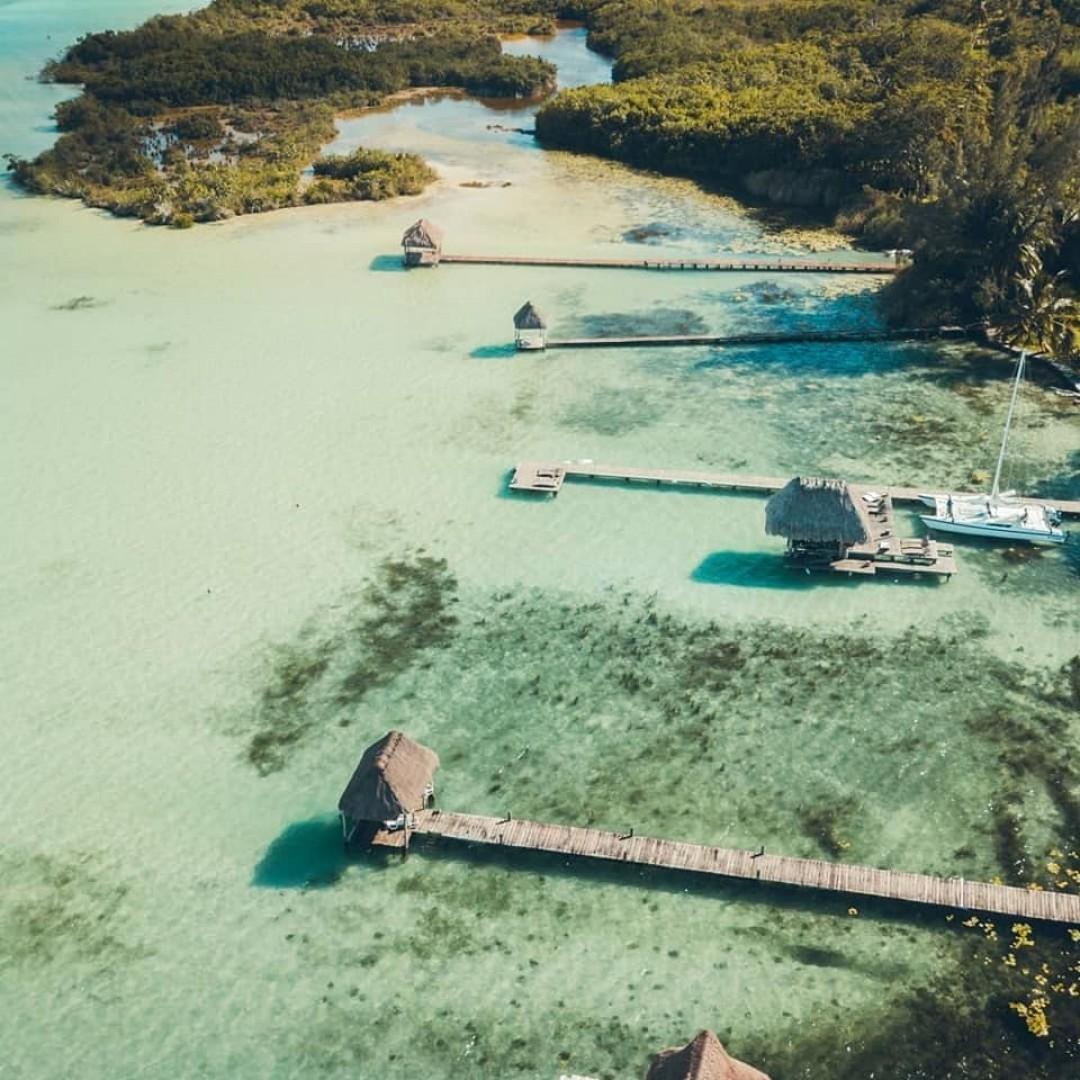 Bacalar, La Hermosa Laguna de Quintana Roo