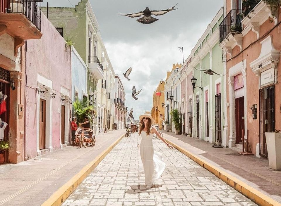 Campeche, Una de las ciudades más hermosas de México