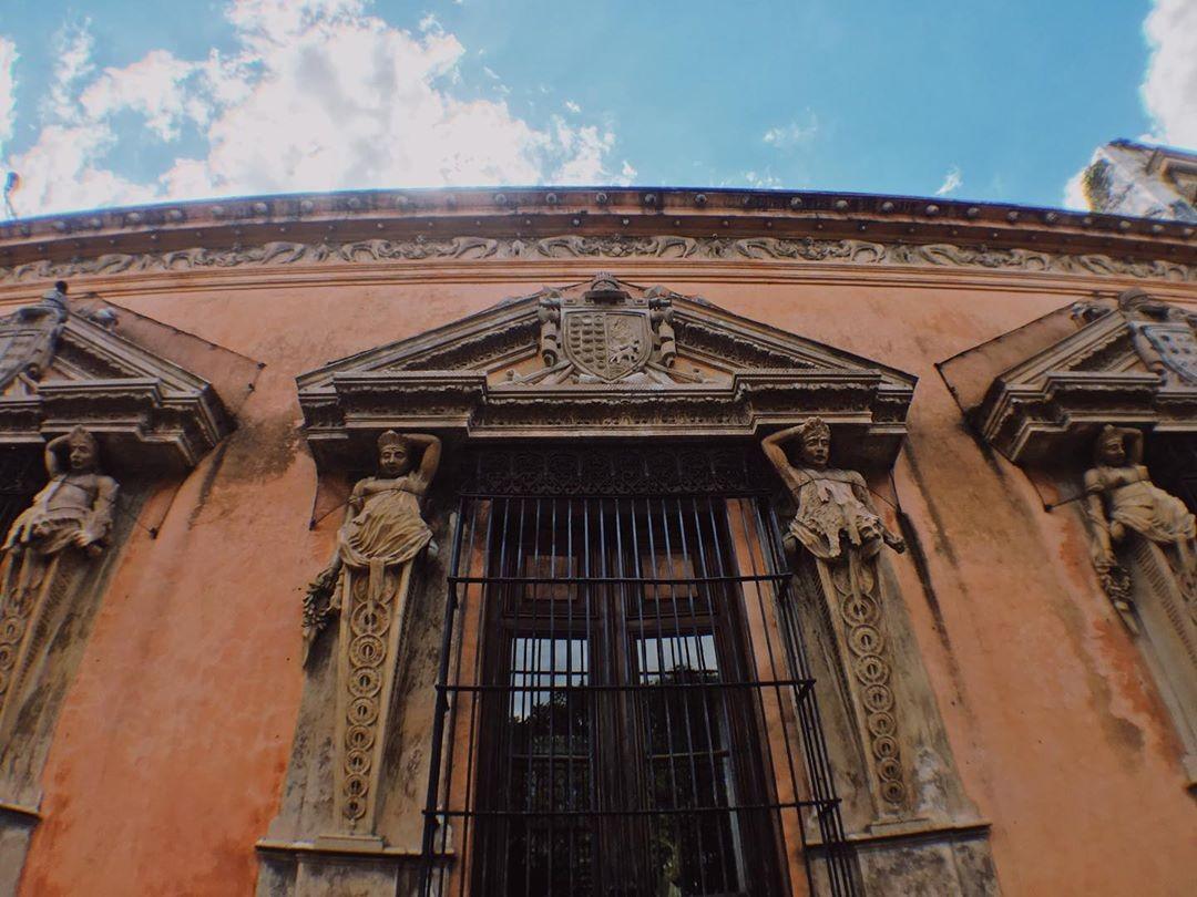 Casa de los Montejo, Un vestigio de la Conquista en Mérida