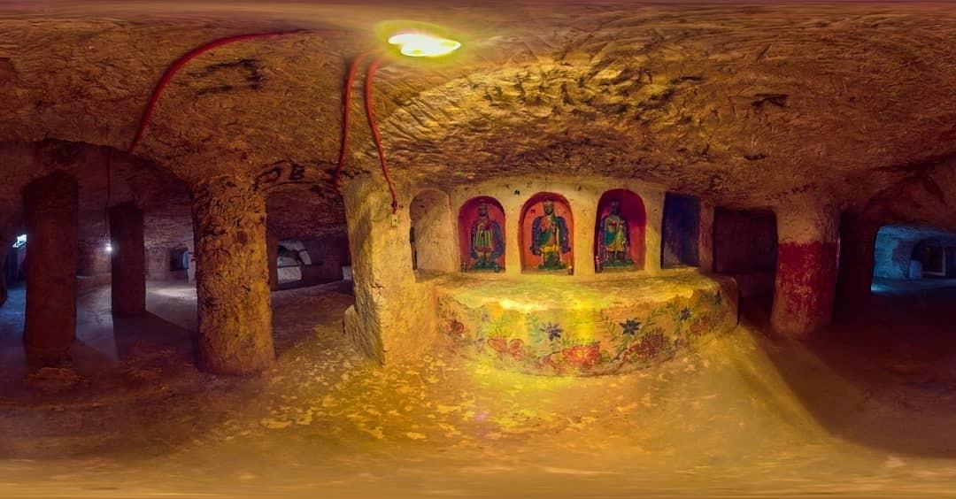 Catacumbas en Tizimín, un recorrido mágico