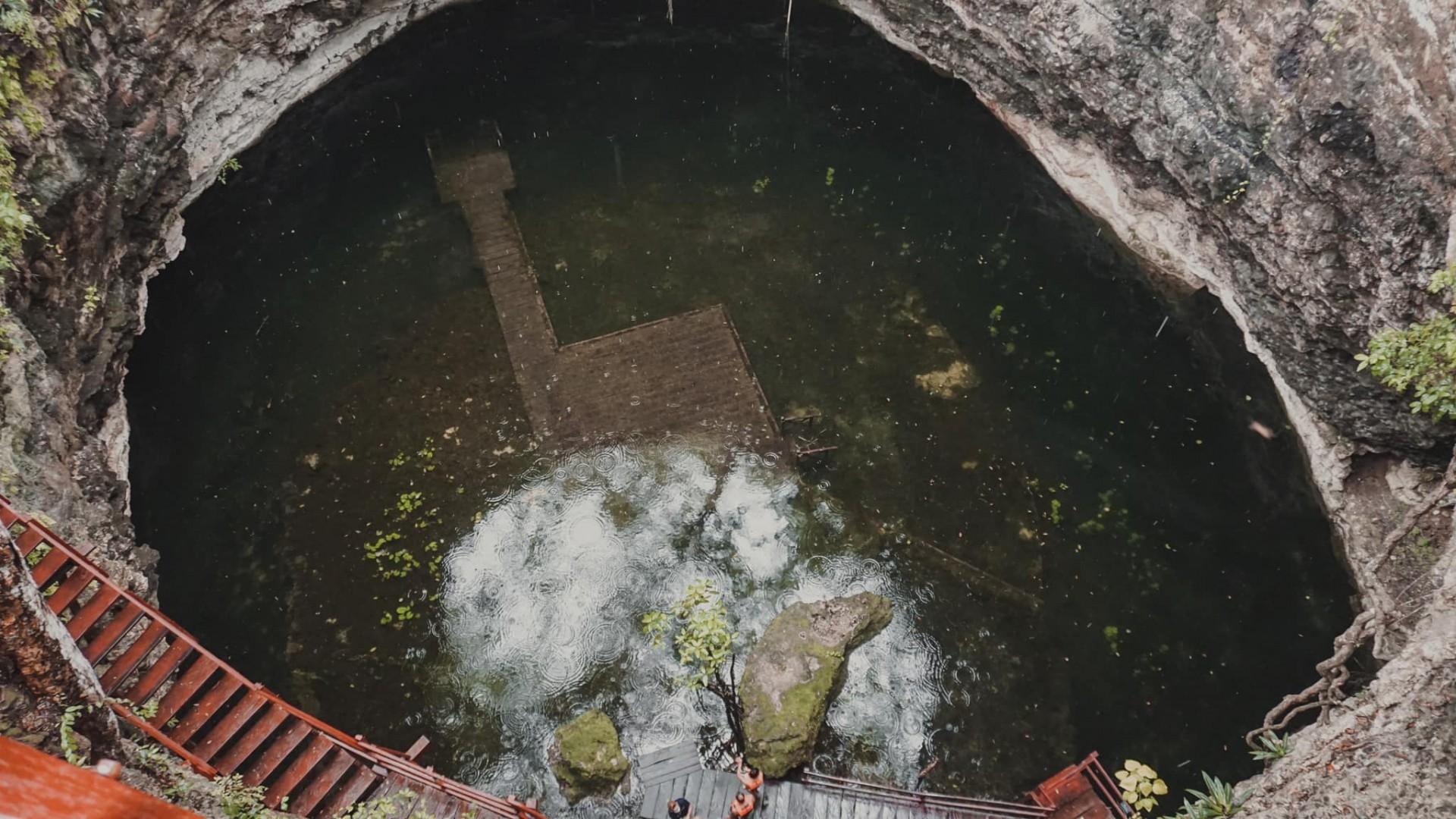 Cenote Chichikán: Un eco-parque turístico en Valladolid, Yucatán