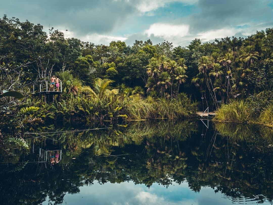 Cenote Cristal, un estanque de agua que te deja sin palabras