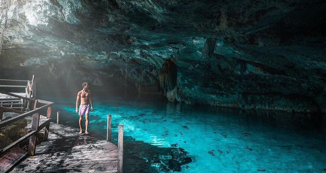 Cenote Dos Ojos, La puerta a un mundo de agua cristalina
