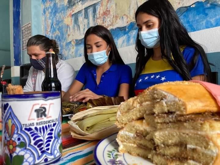 Cuarta edición de feria del tamal: Venezuela es el país invitado