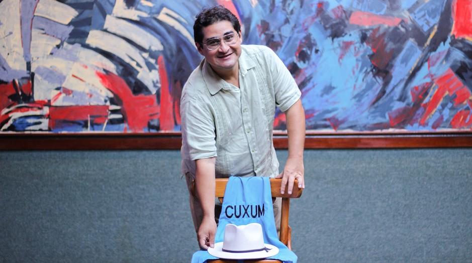 """Erik Ávila """"Cuxum"""": El actor regional yucateco con una medalla Héctor Herrera """"Cholo"""""""