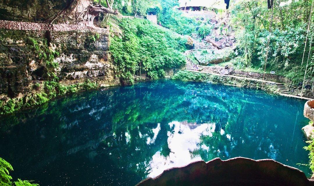 El Cenote San Vicente Cumpich