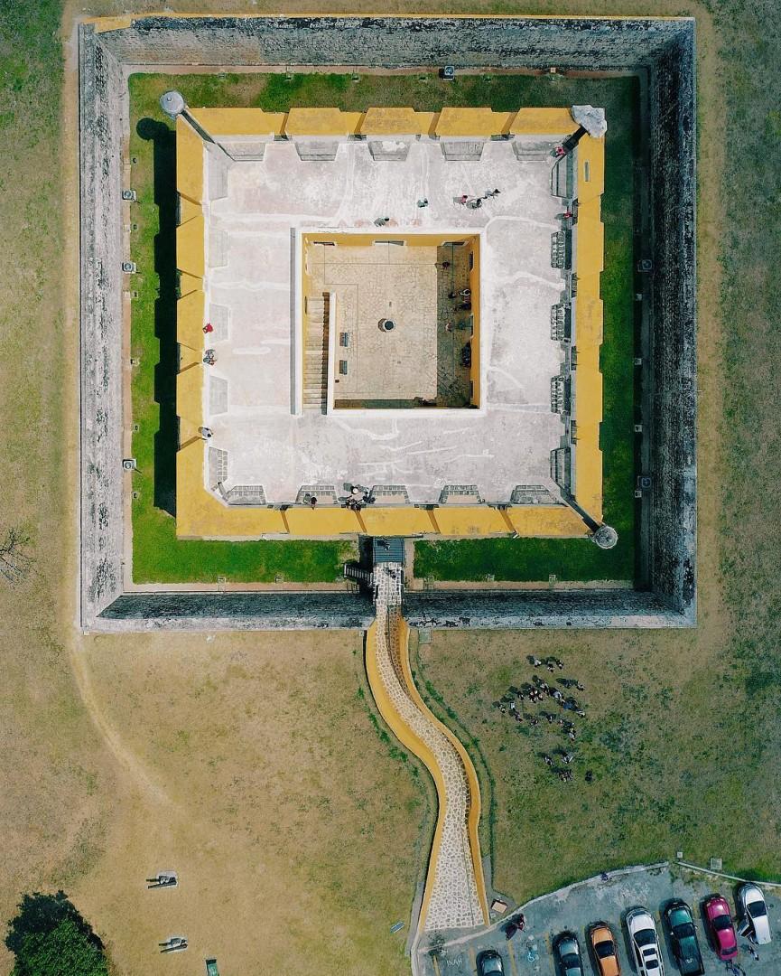 El Fuerte de San Miguel Campeche, Un lugar turístico e histórico