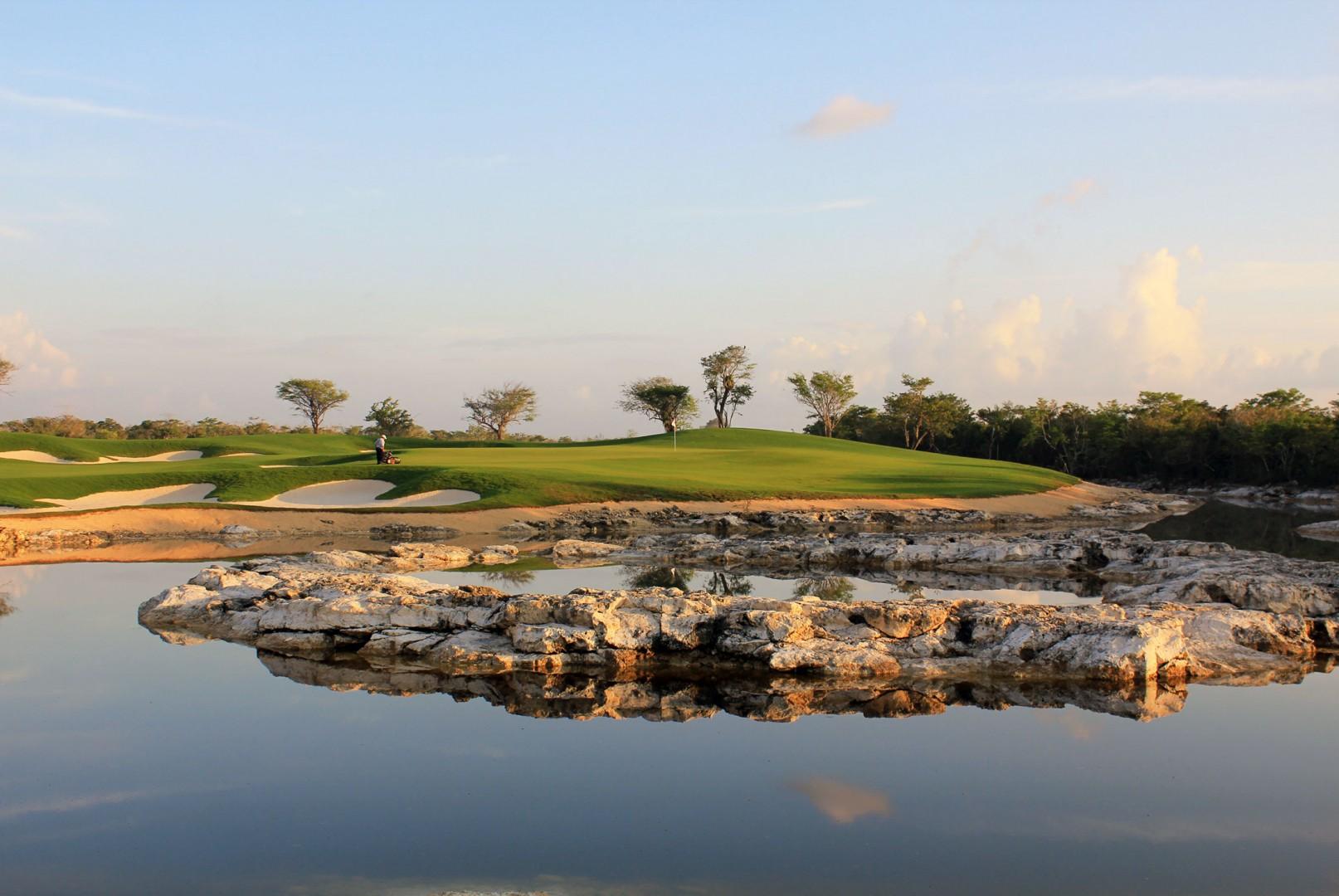 Estos son los 5 Mejores Clubs de Golf en la Península de Yucatán