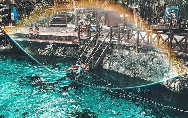 Estos son los 7 Cenotes más bonitos de la Riviera Maya