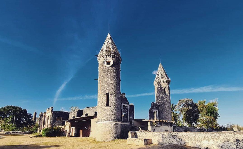 Ex-Hacienda Santa Eduviges en Yucatán ¡Parece de una película de Harry Potter!⚡