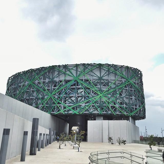 Gran Museo del Mundo Maya, Un contemporáneo complejo