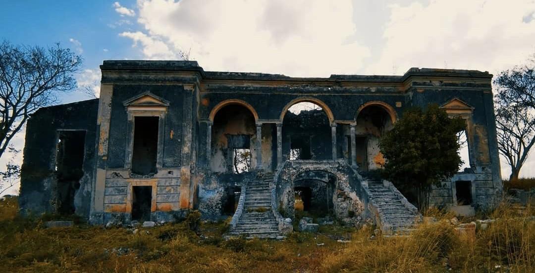 Hacienda de Cholul, la casona embrujada más famosa de Yucatán