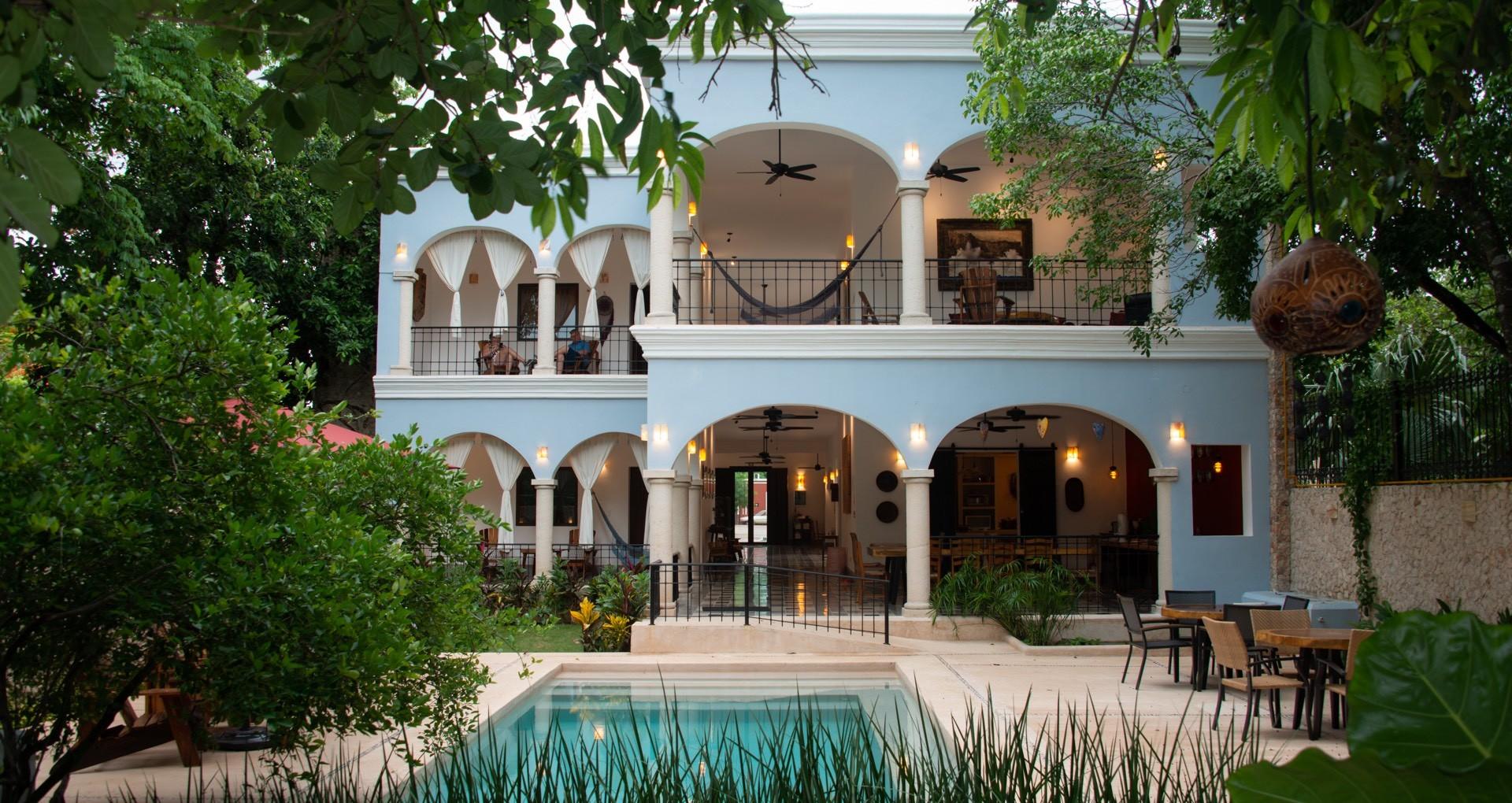 Hotel Posada San Juan: Una cautivadora estancia en Valladolid, Yucatán