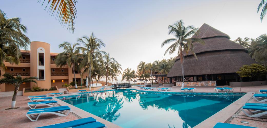 """Hotel Reef Yucatán   El Único """"Todo Incluido"""" de Playa en Yucatán"""