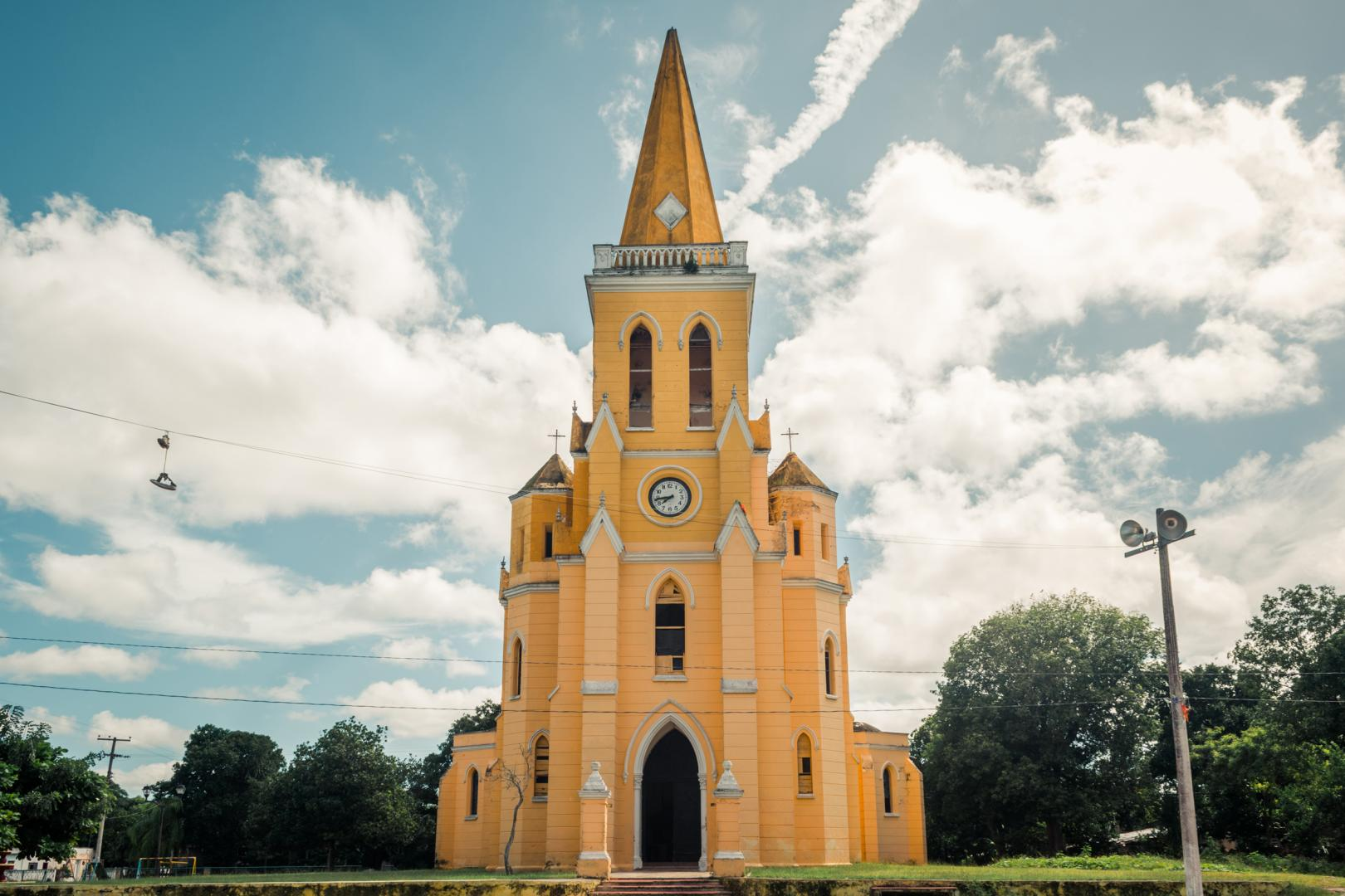 Iglesia San José de Eknakán