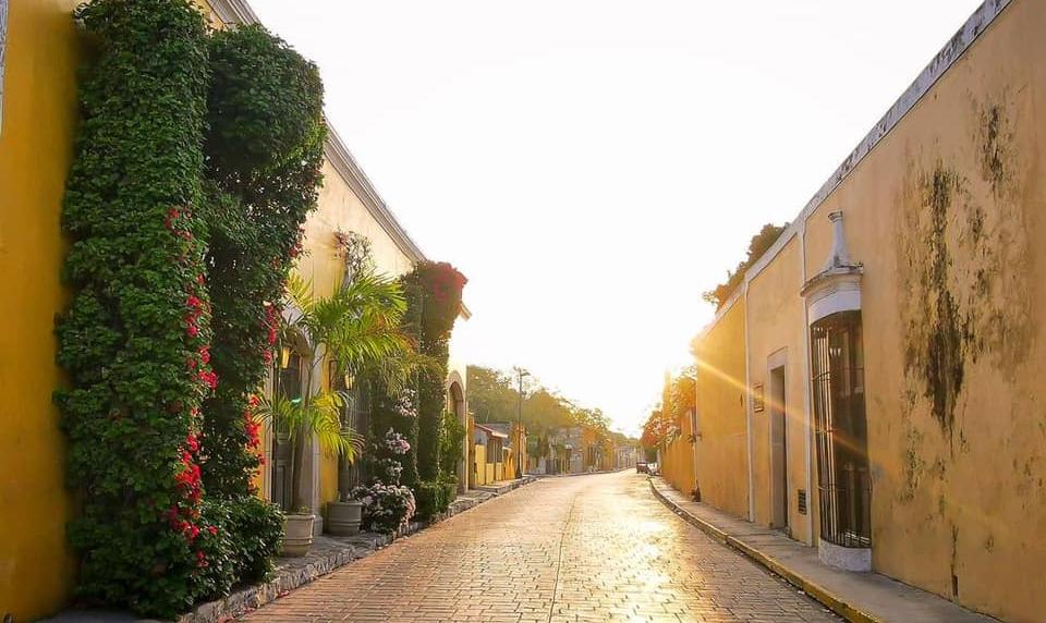Izamal, Un mágico lugar amarillo en Yucatán donde muchos quieren vivir