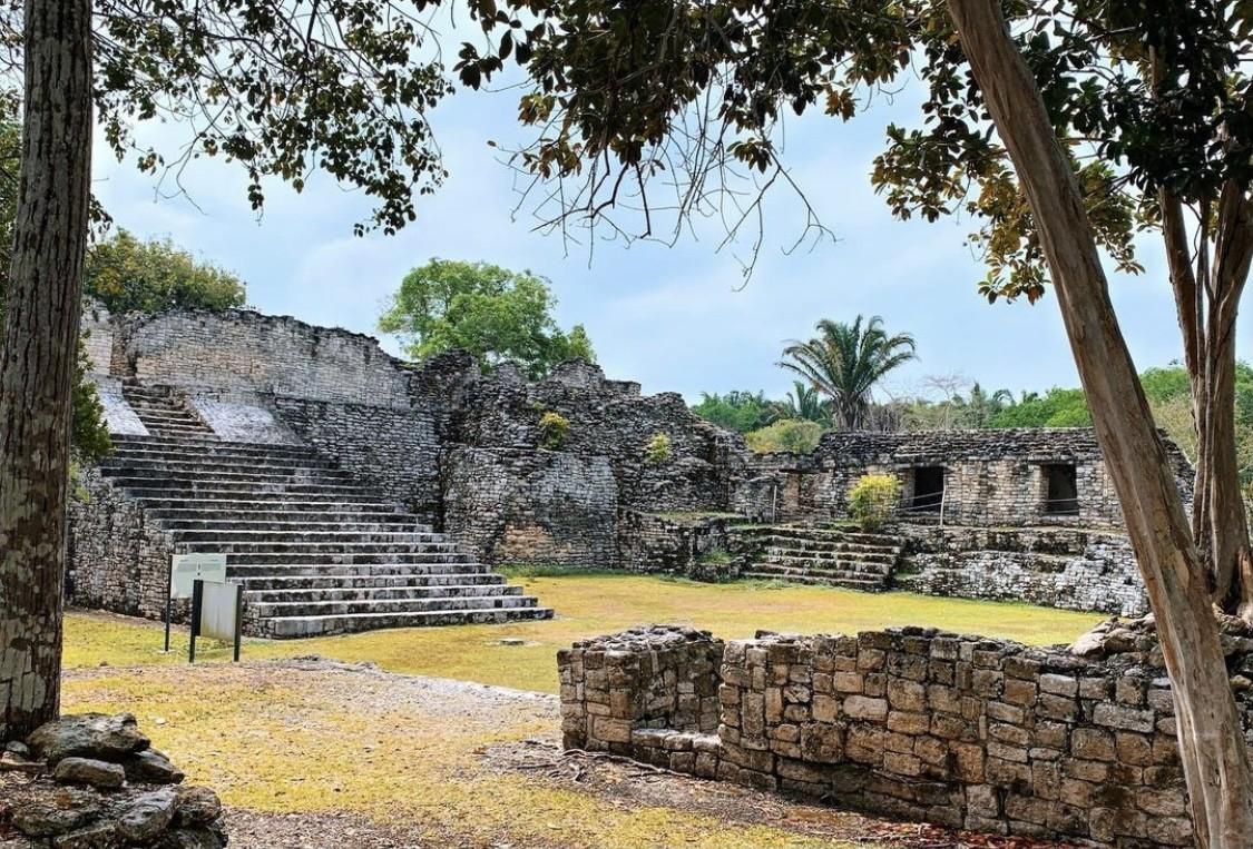 Kohunlich, Las ruinas arqueológicas escondidas en Quintana Roo