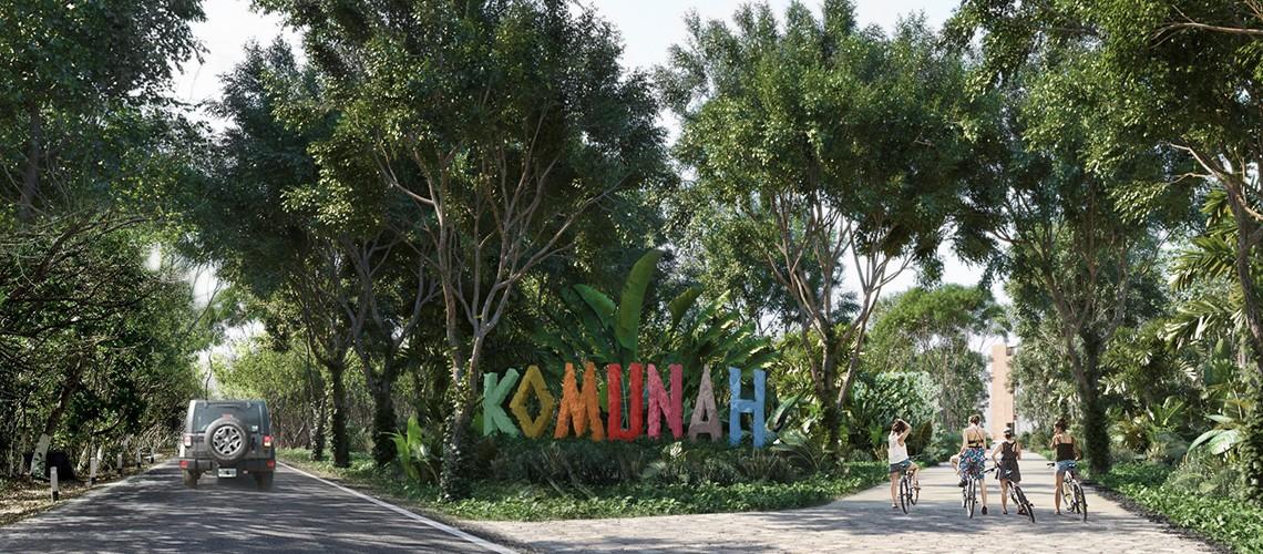 Komunah San Crisanto, Un vibrante desarrollo en la Playa de Yucatán