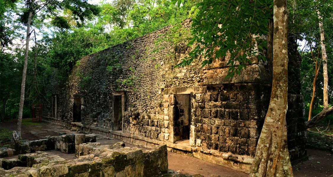 Kulubá, La desconocida Zona Arqueológica escondida en Tizimín