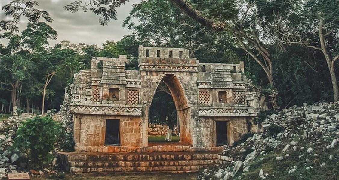 Labná, La zona arqueológica que parece la puerta a otro mundo