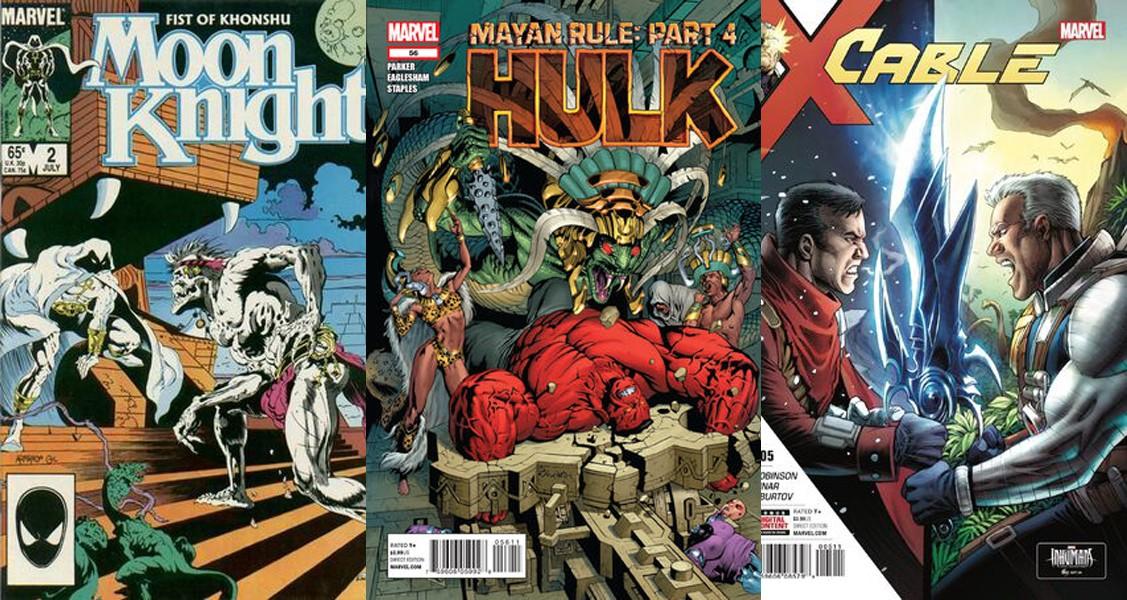 Las 18 Veces que apareció Yucatán en los comics de Marvel
