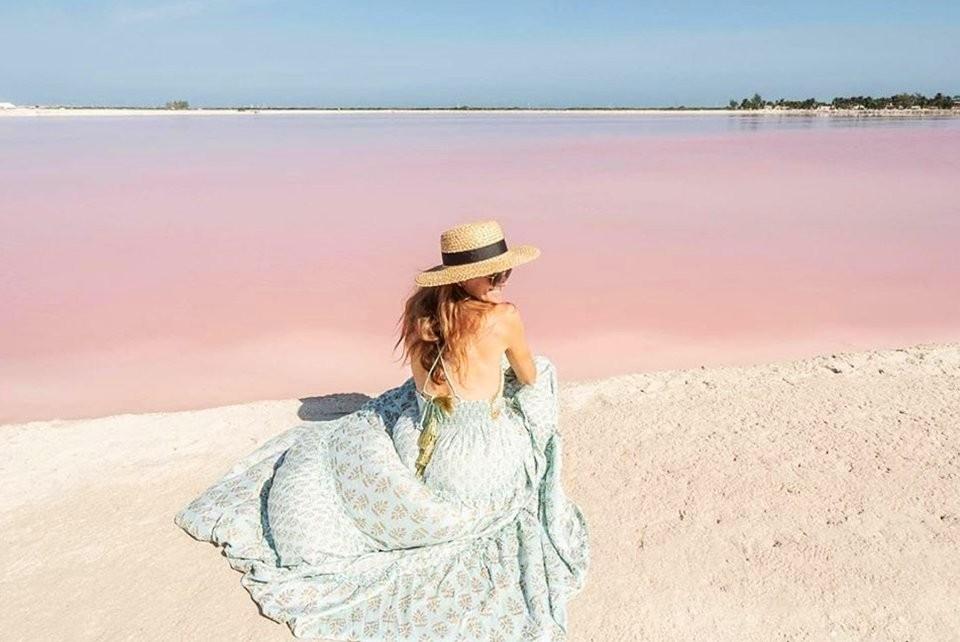 Las Coloradas, Uno de los lugares más instagrameables de Yucatán
