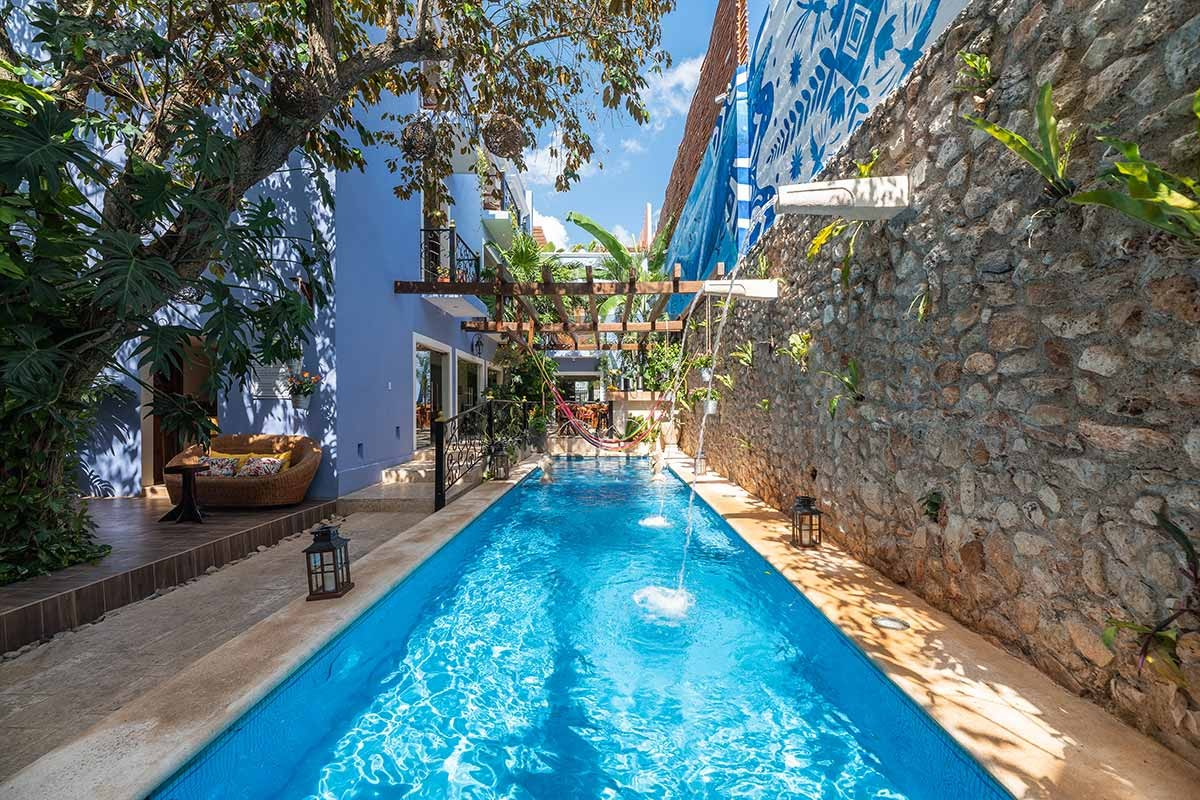 Le Muuch Hotel - Un hermoso alojamiento colonial en Valladolid, Yucatán