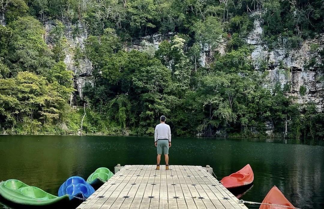 Los 5 Cenotes más Impresionantes de Campeche