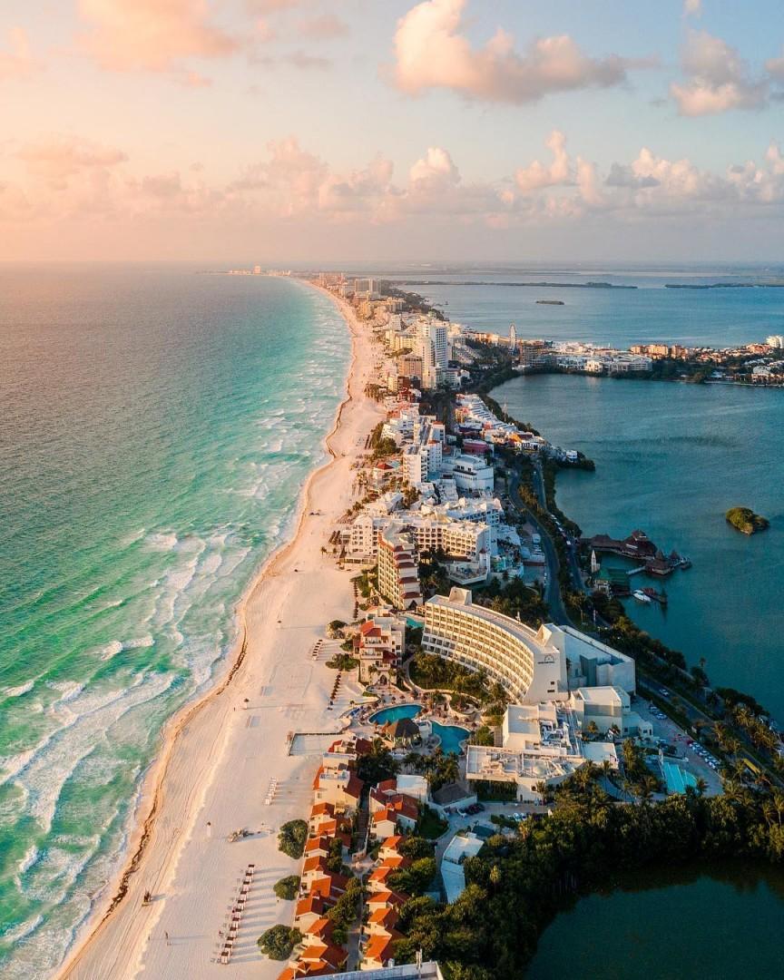 """Los hoteleros de Cancún ya celebran que los vuelos """"llegan llenos"""""""