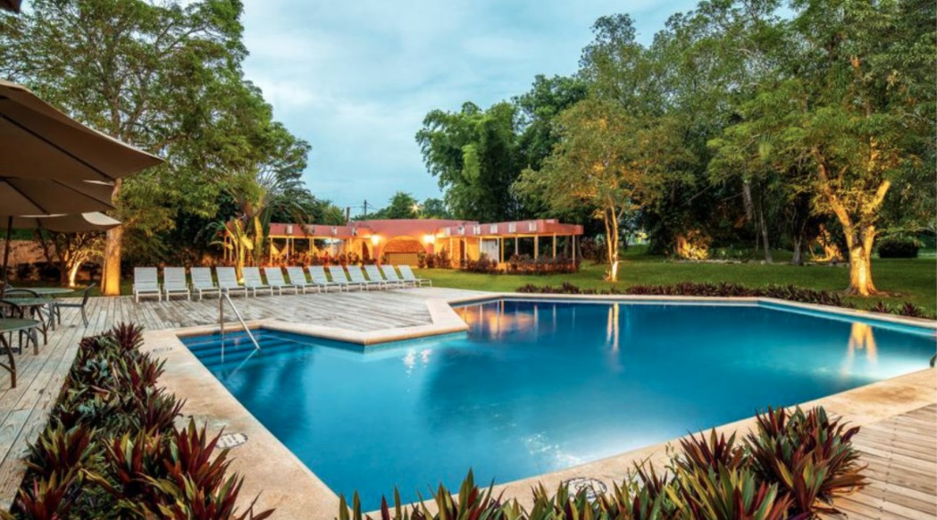 Los mejores hoteles para hospedarse cerca de Chichén Itzá