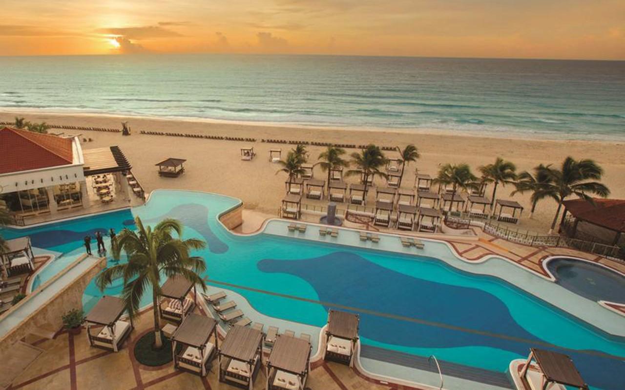 Los mejores hoteles solo para adultos en Cancún