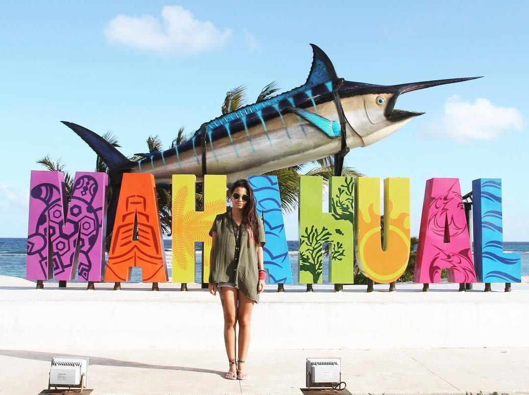 Mahahual, Un secreto de la Península de Yucatán