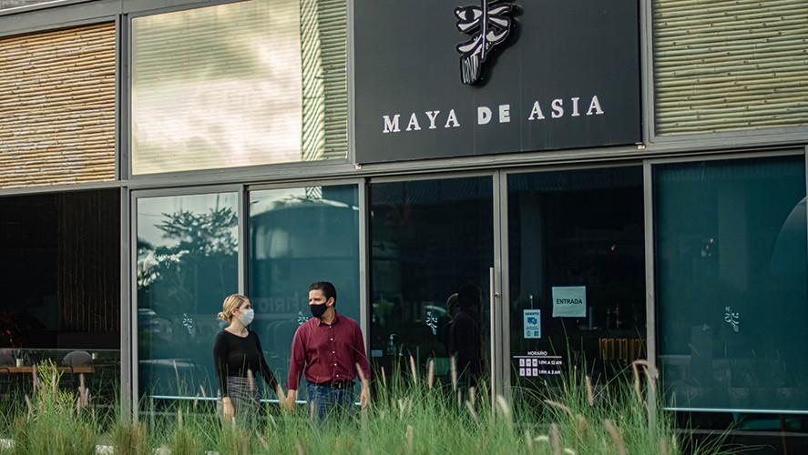 Maya de Asia, El Restaurante que combina la Gastronomía Yucateca y Asiática