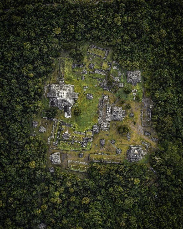 Mayapán, La imponente ciudad maya