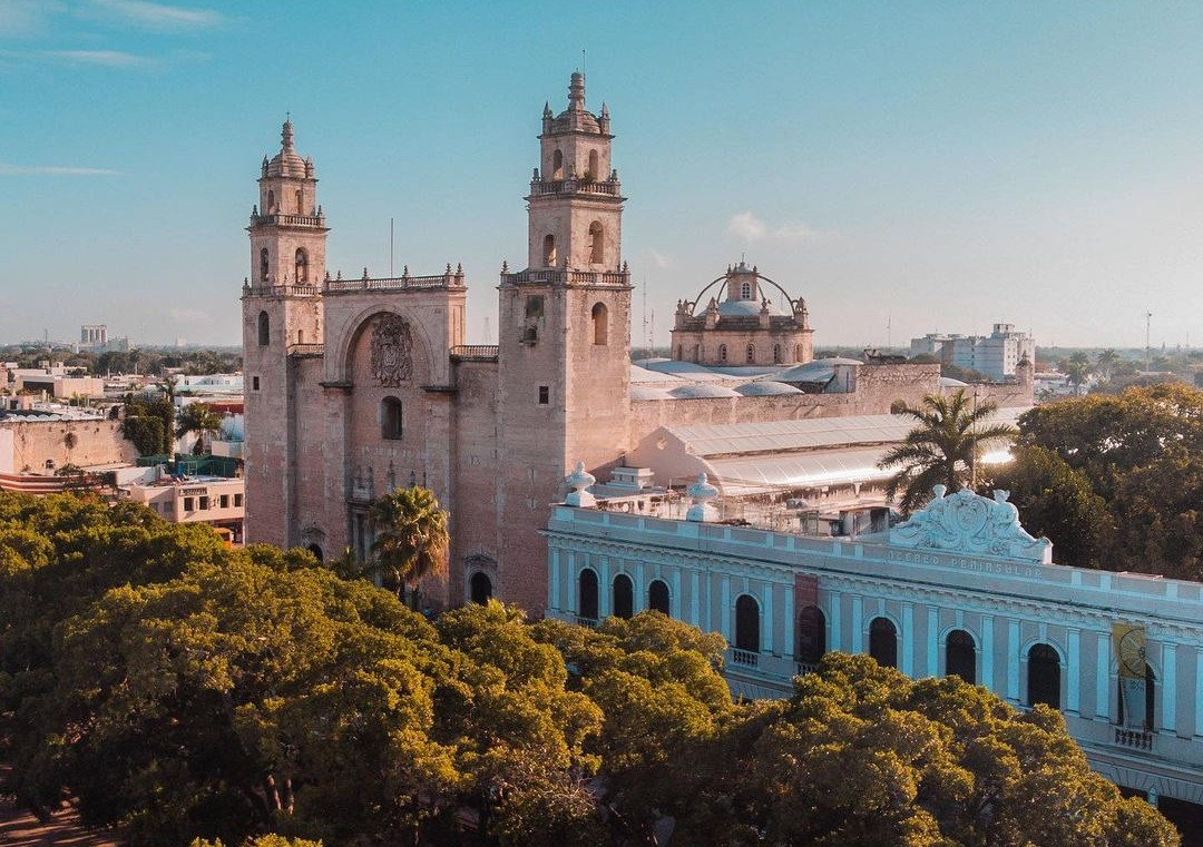 Turismo: Mérida, Yucatán