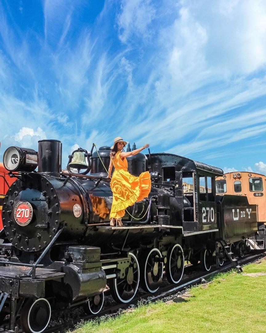 Museo de los Ferrocarriles, Un viaje al pasado de Yucatán