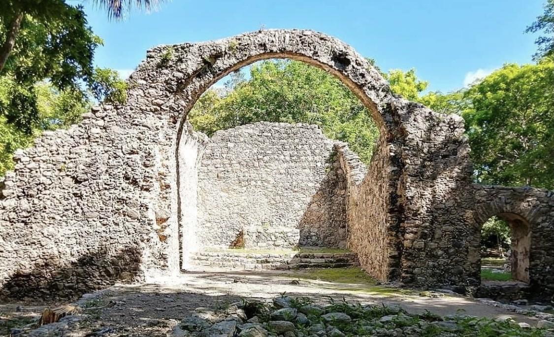 Oxtankah, La Instagrameable Zona Arqueológica que casi nadie conoce