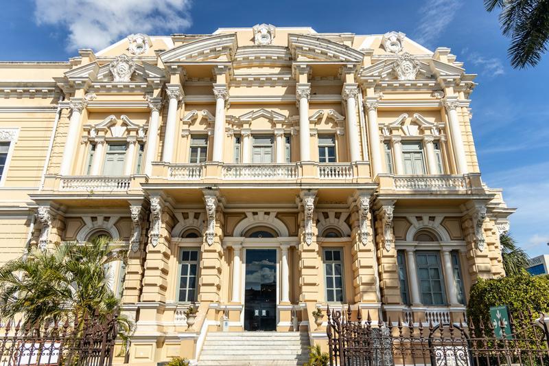 Palacio Cantón, Un tesoro de la cultura